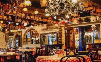 Restaurante Famiglia Mancinni representando onde comer bem em SP